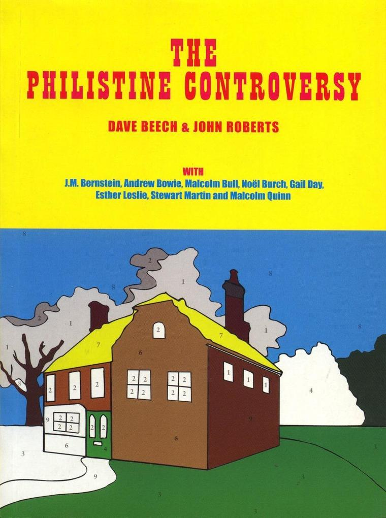The Philistine Controversy als Buch