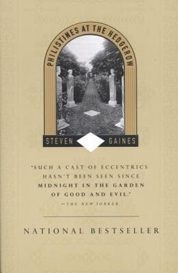 Philistines at the Hedgerow: Passion and Property in the Hamptons als Taschenbuch