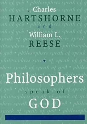 Philosophers Speak of God als Taschenbuch
