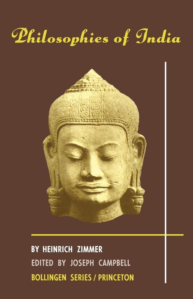 Philosophies of India als Taschenbuch