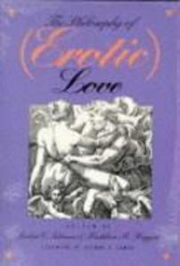 Philosophy of (Erotic) Love (PB) als Taschenbuch