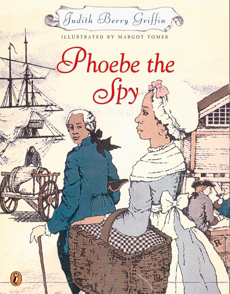 Phoebe the Spy als Taschenbuch