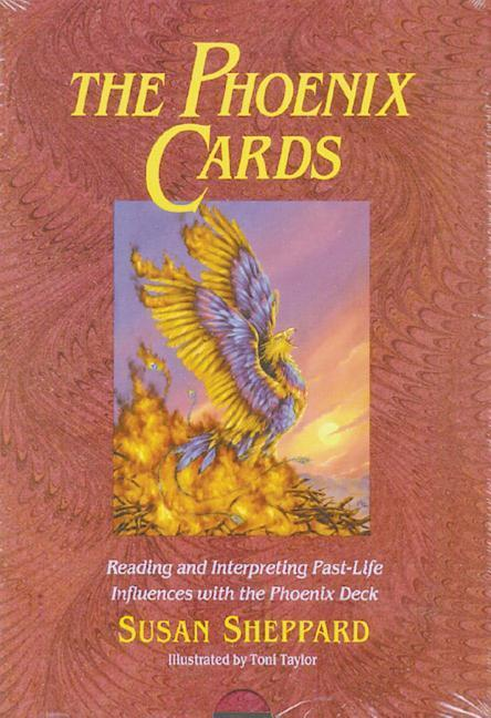 The Phoenix Cards: Reading and Interpreting Past-Life Influences with the Phoenix Deck [With Book] als Spielwaren