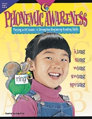Phonemic Awareness: Playing with Sounds to Strengthen Beginning Reading Skills als Taschenbuch