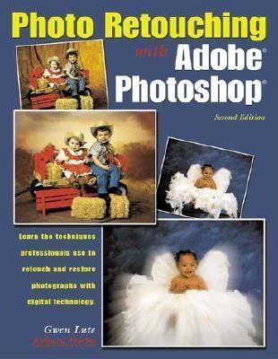 Photo Retouching with Adobe Photoshop als Taschenbuch