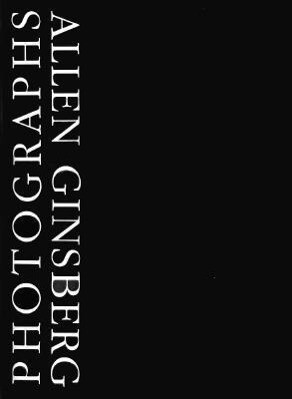 Photographs Allen Ginsberg als Buch