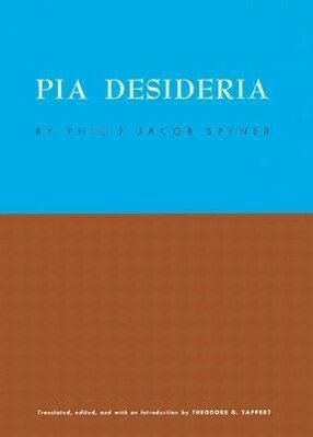 Pia Desideria als Taschenbuch