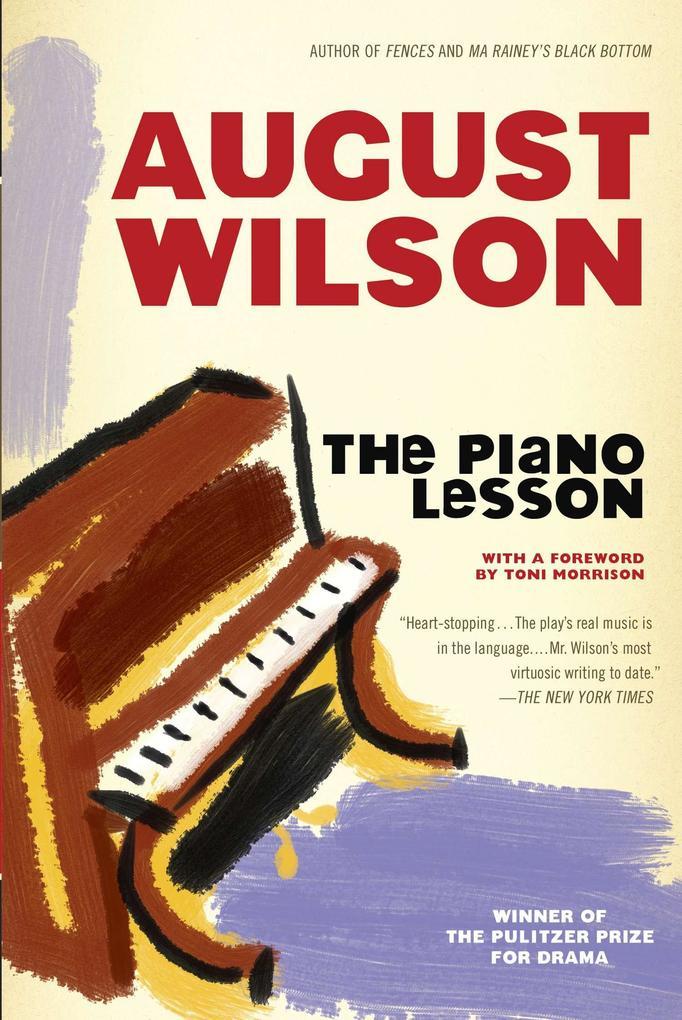 The Piano Lesson als Taschenbuch