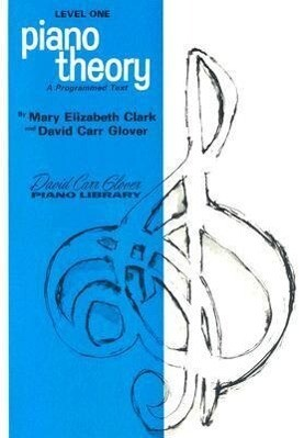 Piano Theory: Level 1 (a Programmed Text) als Taschenbuch