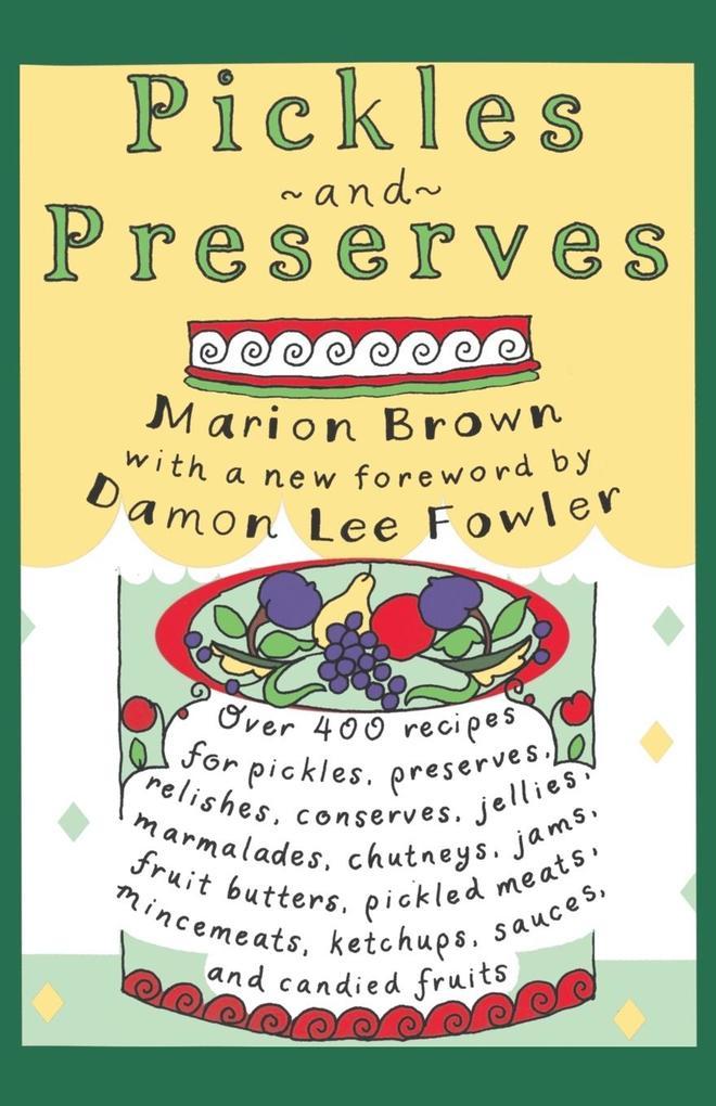Pickles and Preserves als Taschenbuch