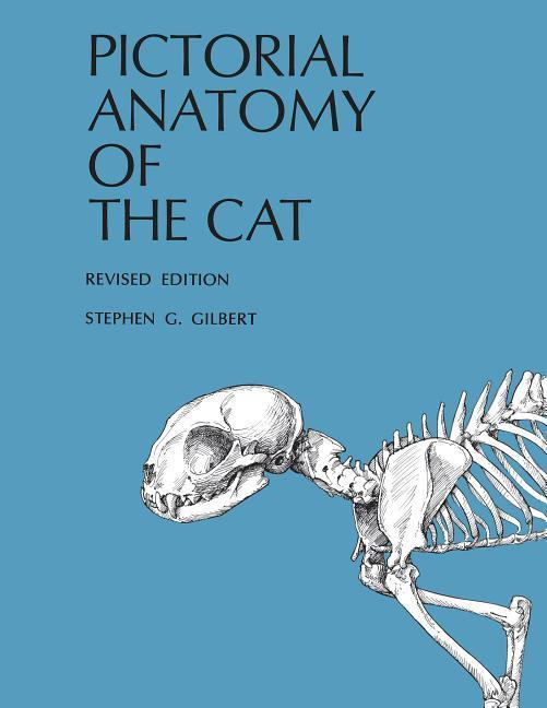 Pictorial Anatomy of the Cat als Taschenbuch