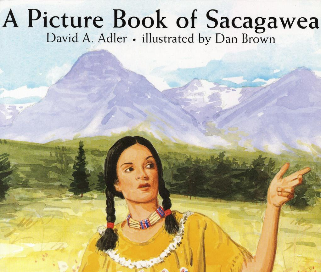 A Picture Book of Sacagawea als Taschenbuch