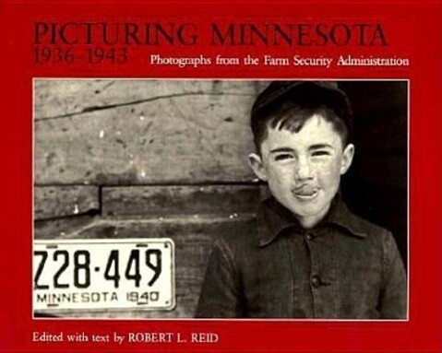 Picturing Minnesota, 1936-1943 als Taschenbuch