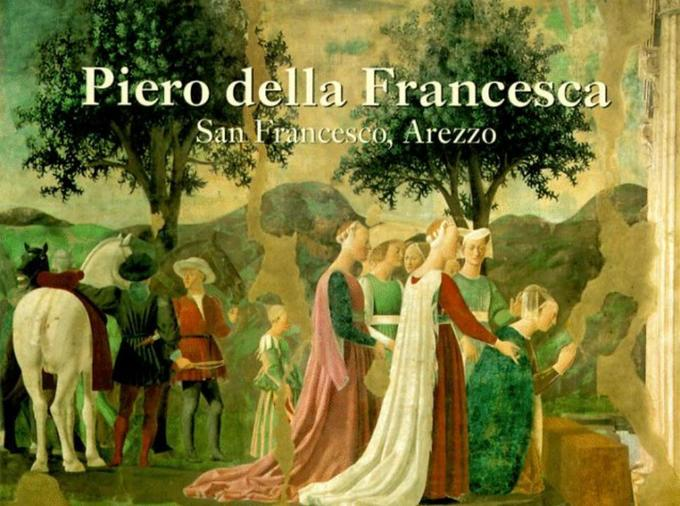 Piero Della Francesca: San Francesco, Arezzo als Buch