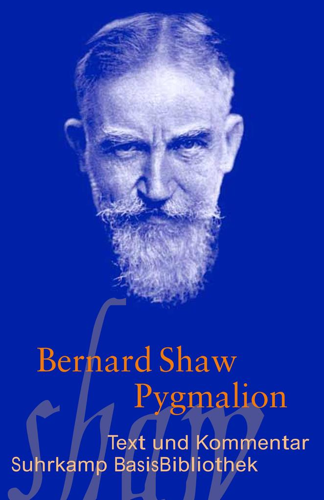 Pygmalion als Taschenbuch