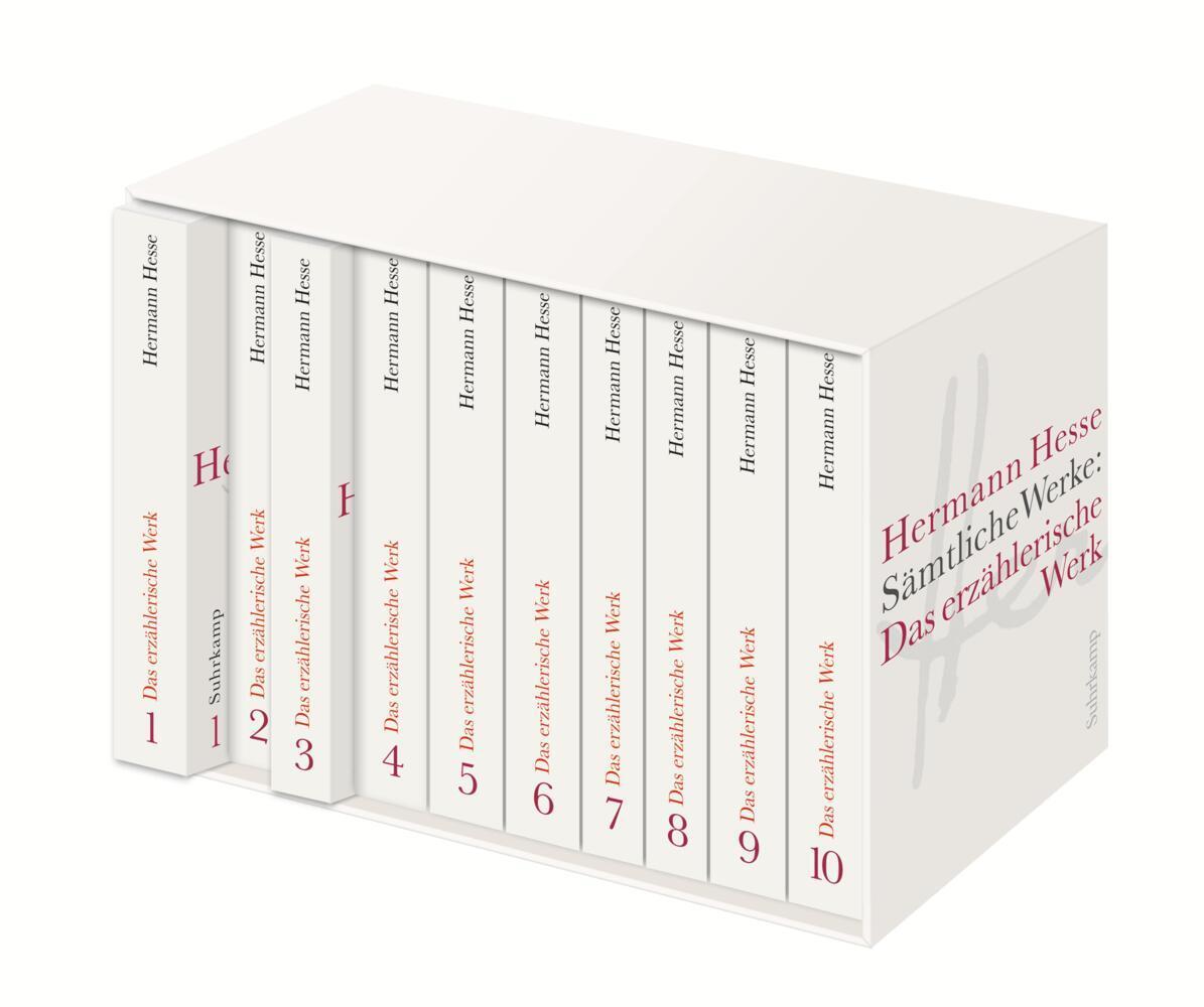 Das erzählerische Werk: Sämtliche Jugendschriften, Romane, Erzählungen, Märchen und Gedichte als Taschenbuch von Hermann