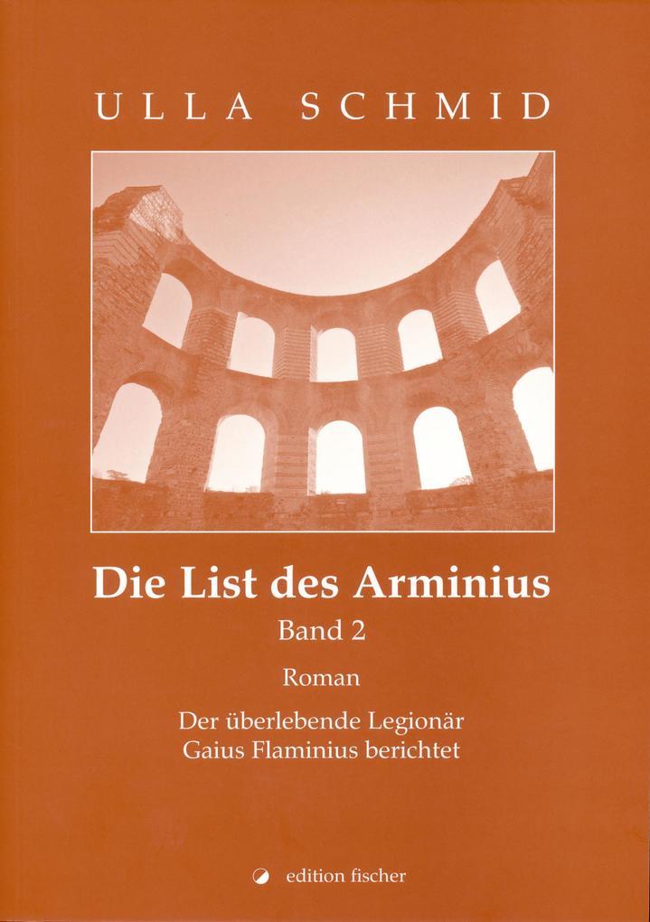 Die List des Arminius als eBook epub