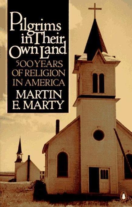 Pilgrims in Their Own Land: 500 Years of Religion in America als Taschenbuch