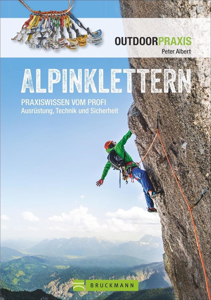 Alpinklettern als Buch