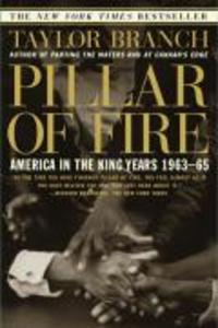 Pillar of Fire: America in the King Years 1963-65 als Buch