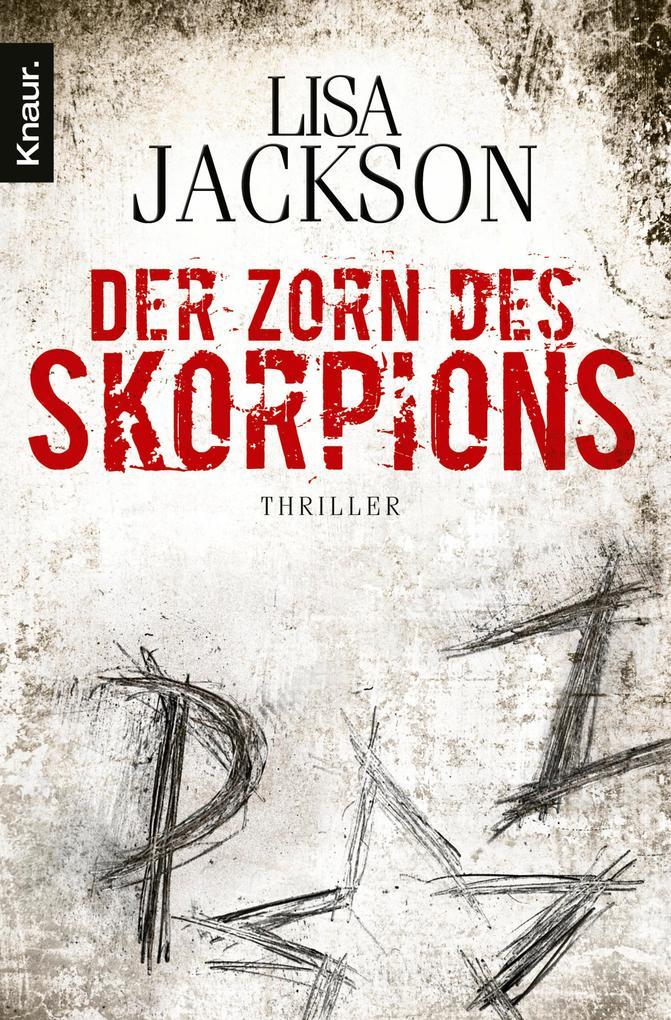 Der Zorn des Skorpions als eBook