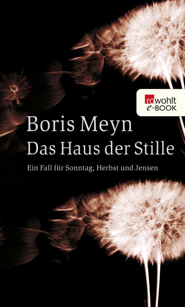 Das Haus der Stille als eBook von Boris Meyn
