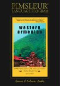 Armenian (Western): Learn to Speak and Understand Armenian with Pimsleur Language Programs als Hörbuch