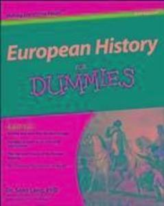 European History For Dummies als eBook von Seán Lang