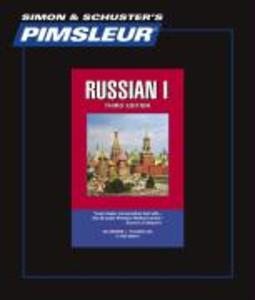 Pimsleur Russian Level 1 CD: Learn to Speak and Understand Russian with Pimsleur Language Programs als Hörbuch