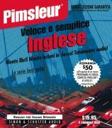 Pimsleur English for Italian Speakers Quick & Simple Course - Level 1 Lessons 1-8 CD: Learn to Speak and Understand English for Italian with Pimsleur als Hörbuch