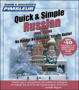 Pimsleur Russian Quick & Simple Course - Level 1 Lessons 1-8 CD: Learn to Speak and Understand Russian with Pimsleur Language Programs als Hörbuch