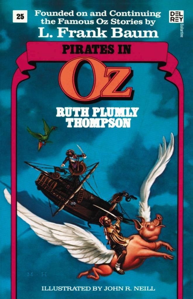 Pirates in Oz als Taschenbuch