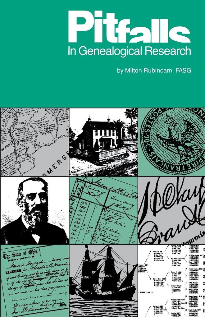 Pitfalls in Genealogical Research als Taschenbuch