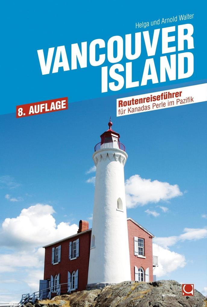 Vancouver Island als Buch
