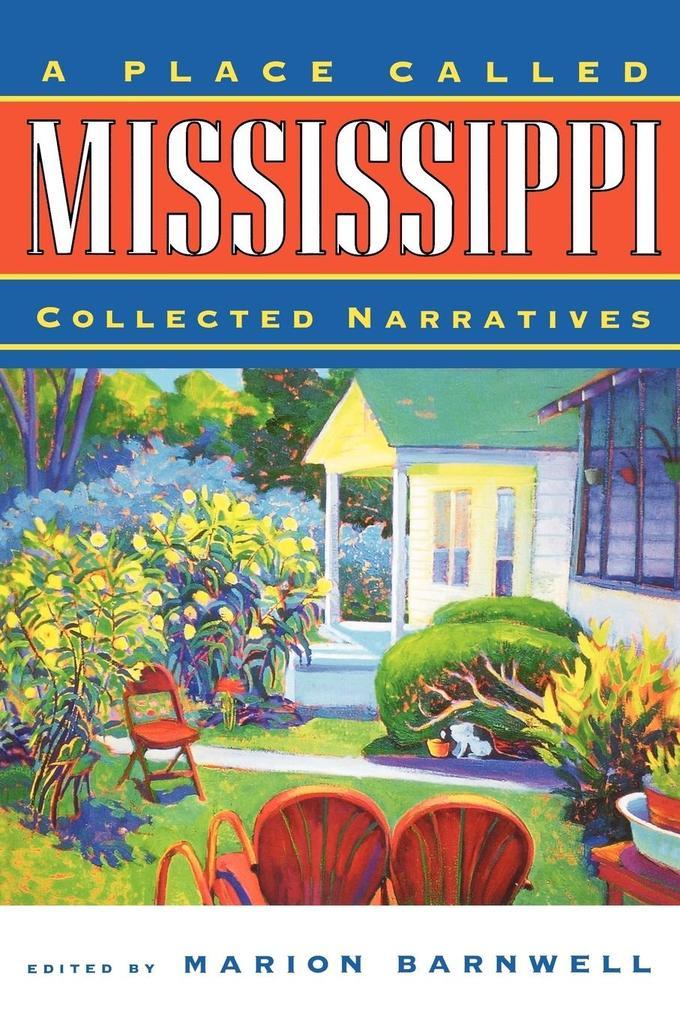 A Place Called Mississippi als Taschenbuch