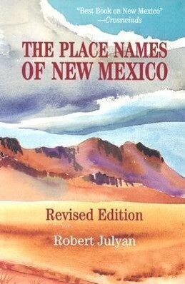 The Place Names of New Mexico als Taschenbuch