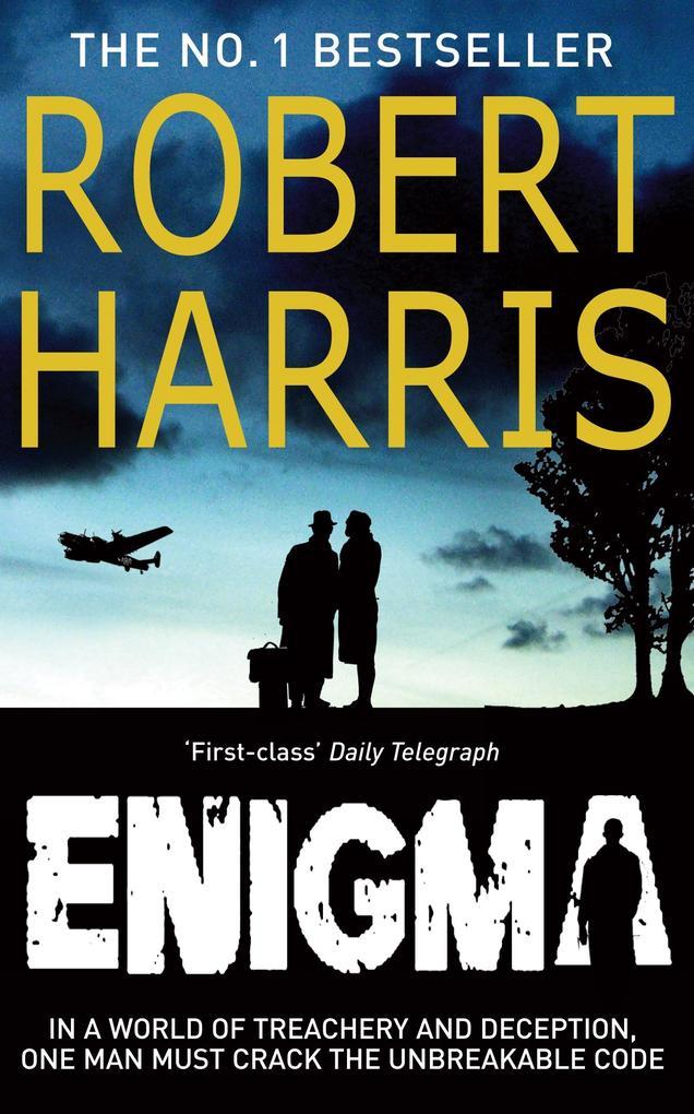 Enigma als eBook von Robert Harris
