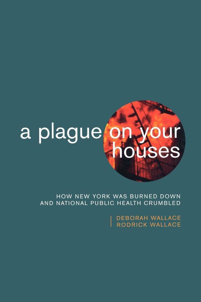 A Plague on Your Houses: How New York Was Burned Down and National Public Health Crumbled als Taschenbuch
