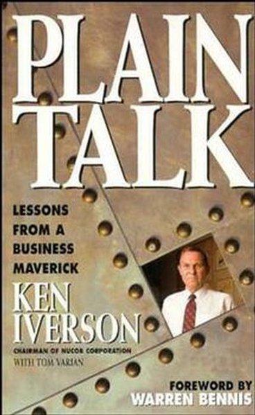 Plain Talk als Buch
