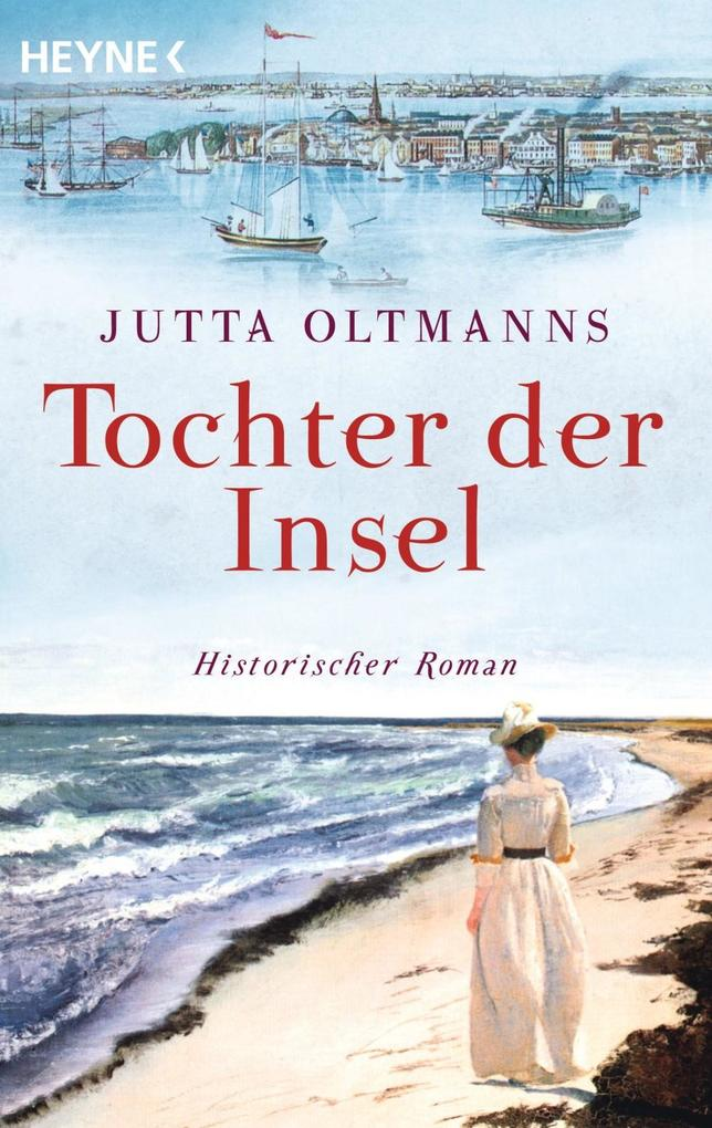 Tochter der Insel als eBook von Jutta Oltmanns