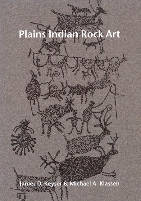Plains Indian Rock Art als Taschenbuch