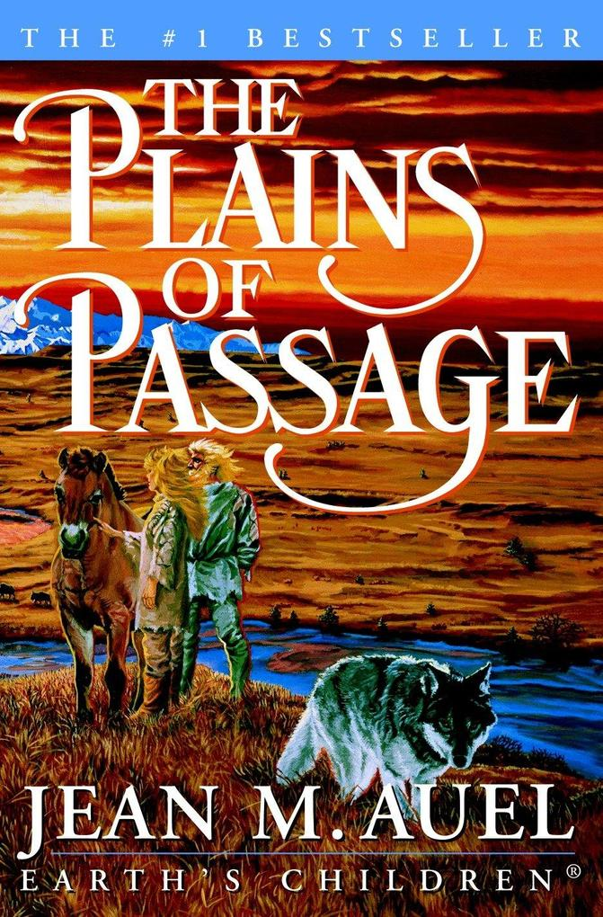 The Plains of Passage als Buch