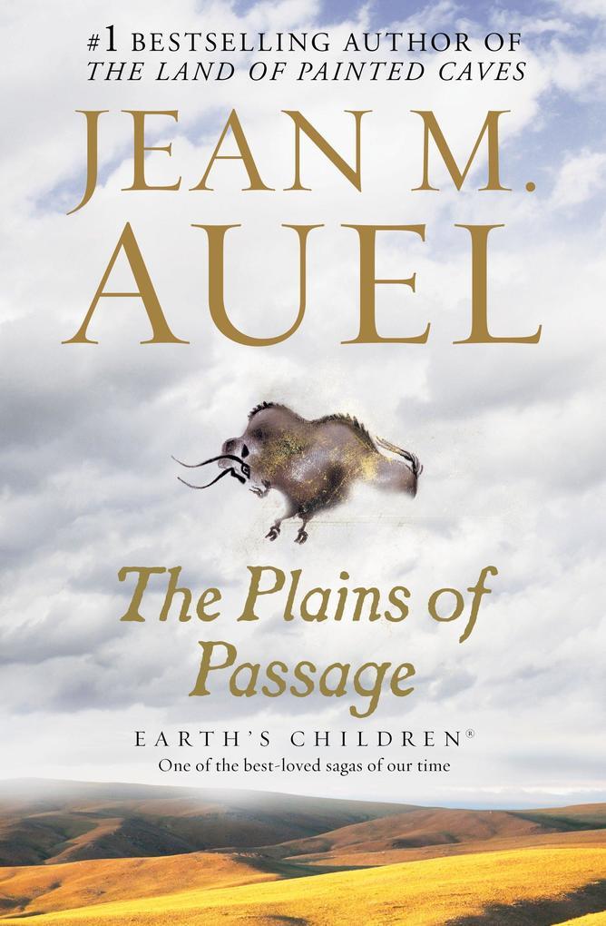 The Plains of Passage: Earth's Children, Book Four als Taschenbuch