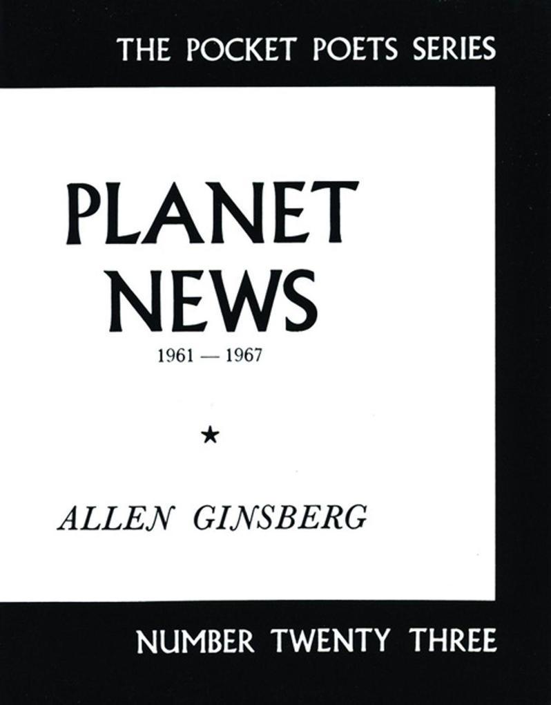 Planet News: 1961-1967 als Taschenbuch