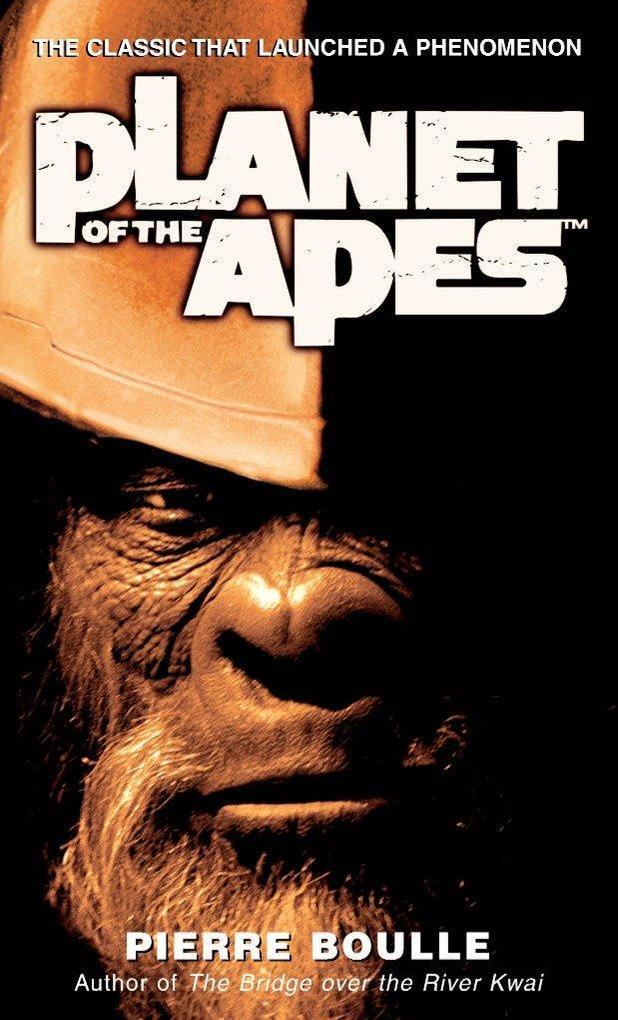 Planet of the Apes als Taschenbuch