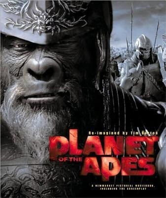 Planet of the Apes: Re-Imagined by Tim Burton als Taschenbuch