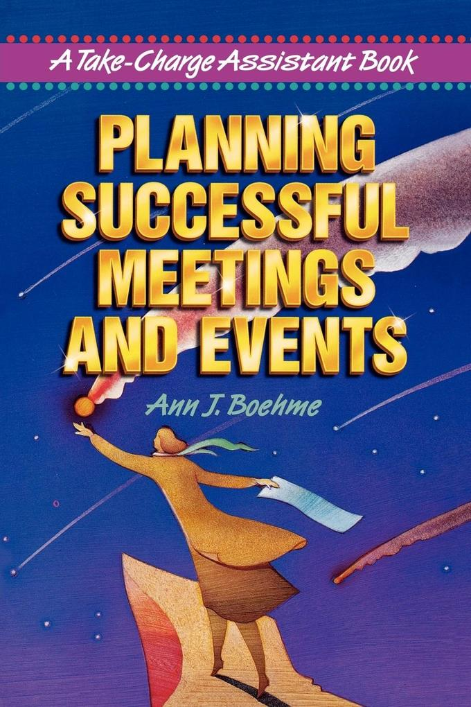 Planning Successful Meetings and Events als Taschenbuch