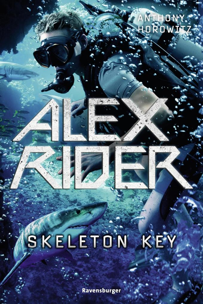 Alex Rider 3: Skeleton Key als eBook von Anthony Horowitz