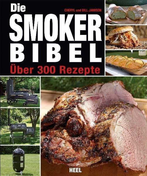 Die Smoker-Bibel als Buch
