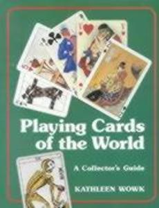PLAYING CARDS OF THE WORLD als Buch